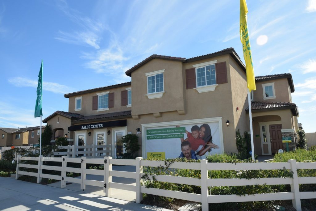 DR Horton New Homes Murrieta